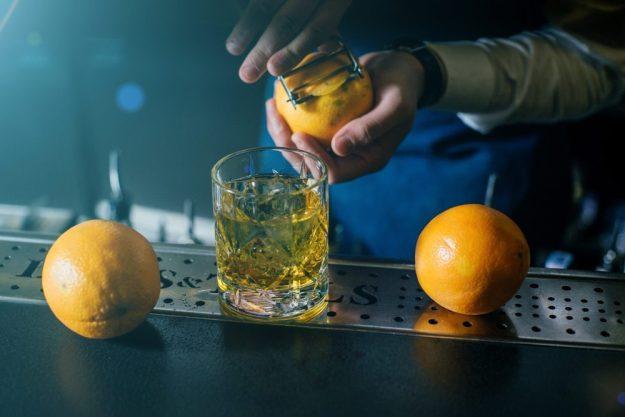 Weihnachtsfeier in Hamburg - Gin-Cocktails