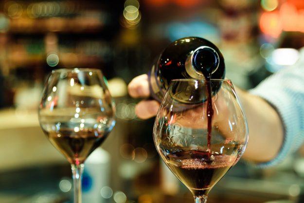 Weinprobe Hamburg – Cabernet Sauvignon einschenken