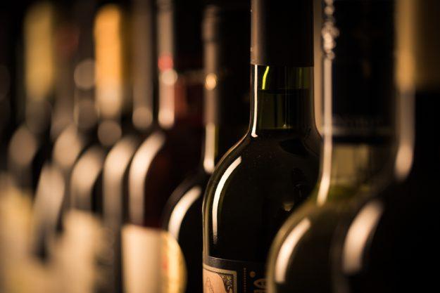 Weinprobe Hamburg – Weinflaschen
