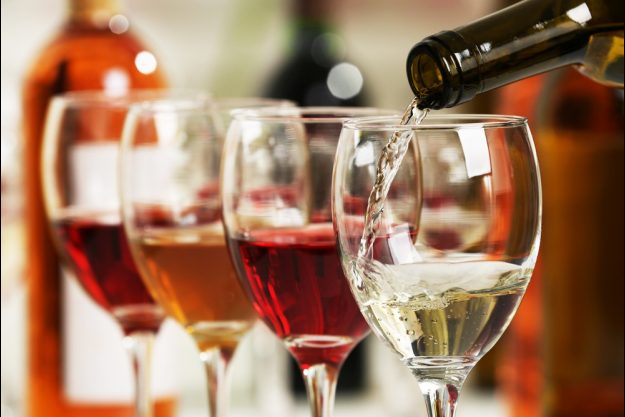 Weinprobe Hamburg – Wine Tasting