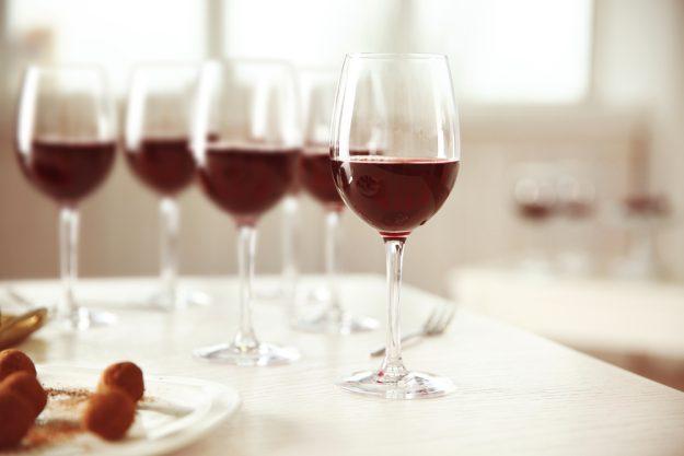 Weinseminar Hamburg - Rotwein und Trüffel