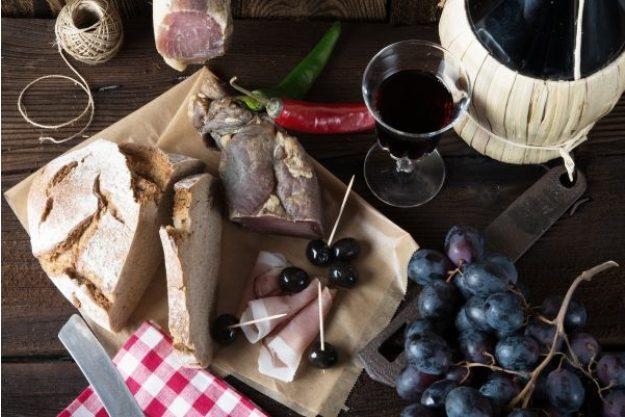 Weinseminar Hamburg – Wein und Käse Verkostung
