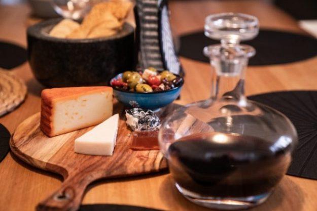 Weinseminar Hamburg – Wein und Käse
