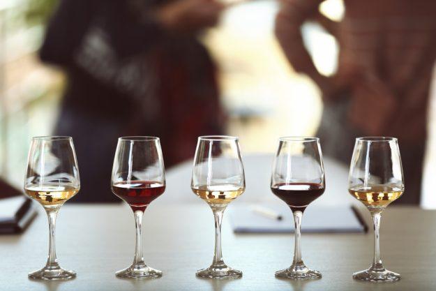 Weinseminar Hamburg - Weinprobe