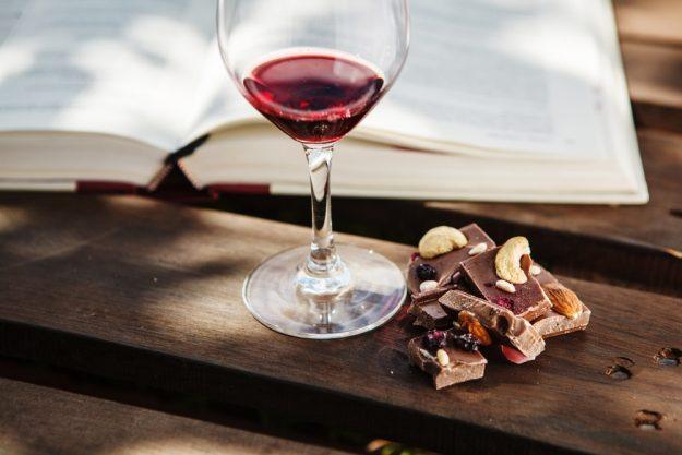 Weinseminar Hamburg –Wein und Frucht-Schokolade