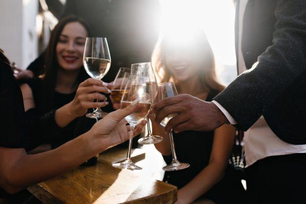 Weinseminar Hamburg - Weine aus Frankreich trinken