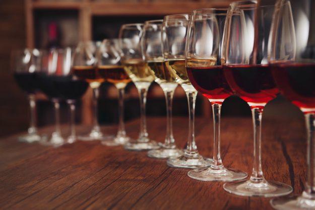 Weinseminar Hamburg - Wein-Tasting
