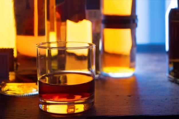 Whisky-Tasting Hamburg – Whisky in der Bar