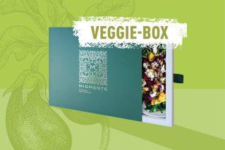 Veggie-Kochkurs-Gutschein  Miomente VEGGIE-Box