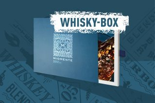 Whisky-Tasting-Gutschein  Miomente WHISKY-Box