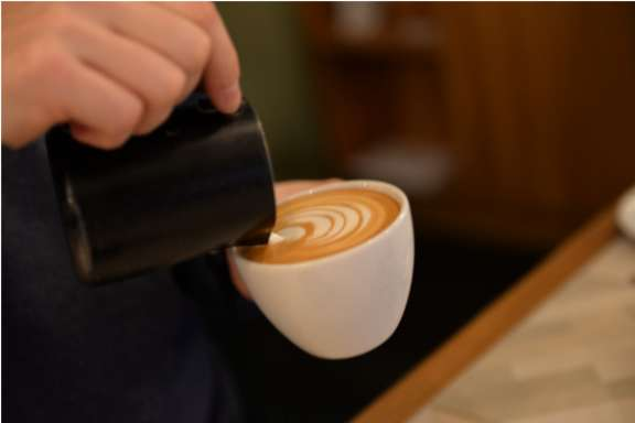 Barista-Kurs in Berlin - Latte Art
