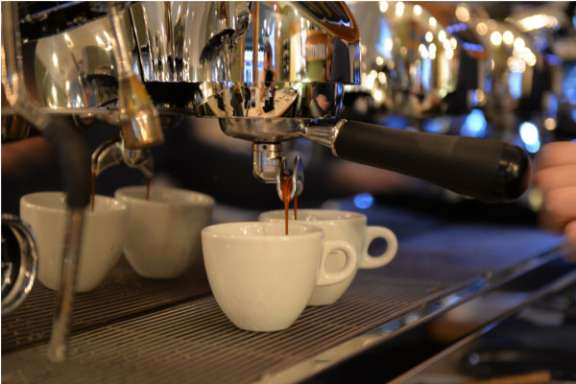 Barista-Kurs in Berlin - Espressi machen