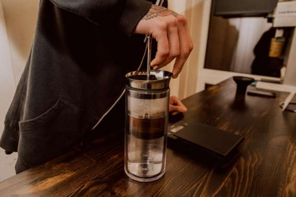 Barista-Kurs Köln – French Press