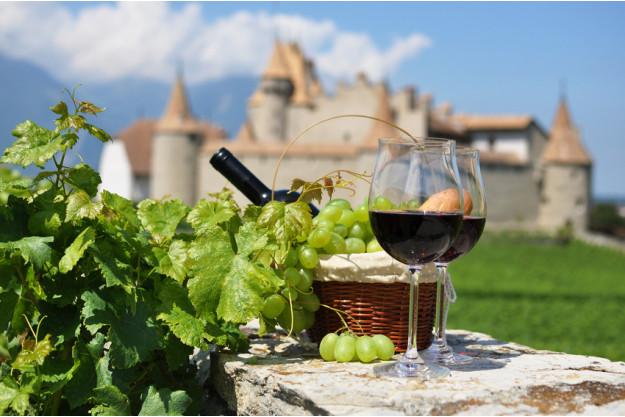 Weinreise durch die weite Welt