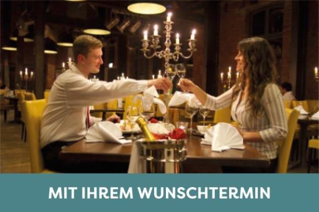 Candlelight Dinner Münster – gemeinsames Dinner