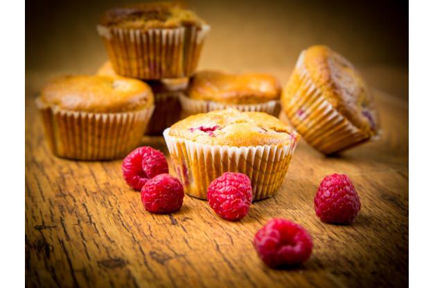 Cupcake Class Munich - Himbeer Muffins