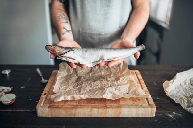 Fisch-Kochkurs Leipzig – Fisch, Meeresfrüchte und Wein