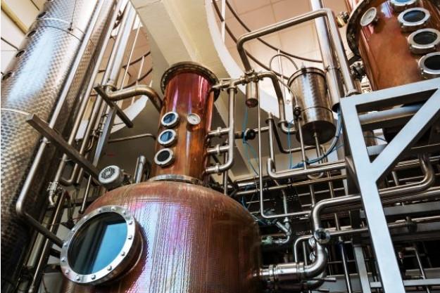 Gin Brennkurs –Bielefeld Herstellung