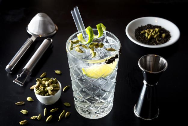 Gin-Tasting Hamburg – Gin trinken an einer Bar