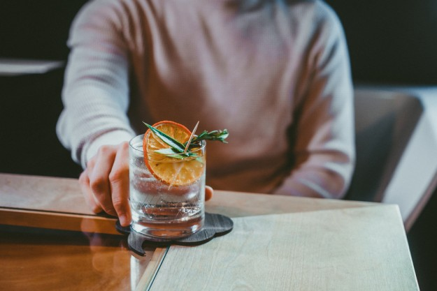 Gin-Tasting Hamburg – Gin mit Orange