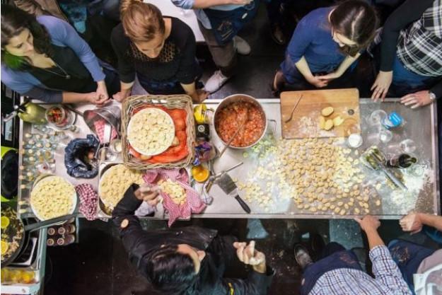 Italienischer Kochkurs München - Gnocchi selber machen