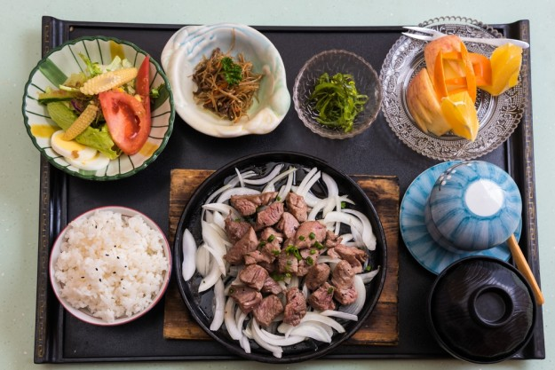 Japan-Kochkurs Köln – traditionelle japanische Gerichte