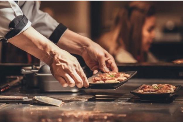 Japanischer Kochkurs Stuttgart – Gebratenes Wagyu-Fleisch