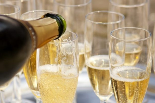 Schaumweinprobe München – Champagner