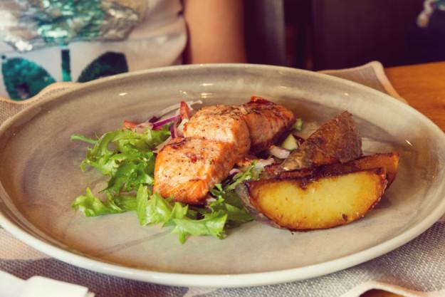 Skandinavien-Kochkurs Münster – Lachs mit Kartoffeln