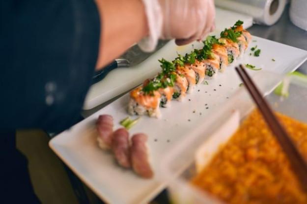 Sushi-Kurs Düsseldorf – Premium-Sushi
