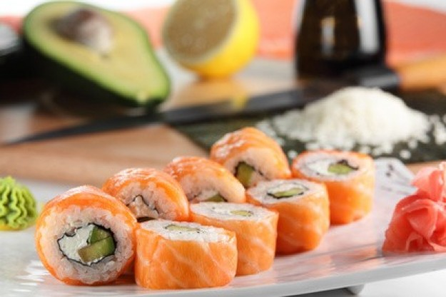 Sushi-Time for Teams