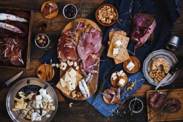 Tapas-Kochkurs Neumünster –Spanische Tapas