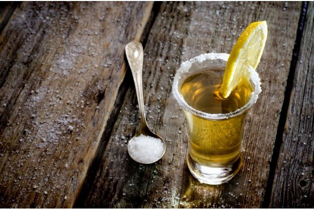 Tequila- und Mezcal-Tasting Berlin – Tequila und Zitrone und Salz