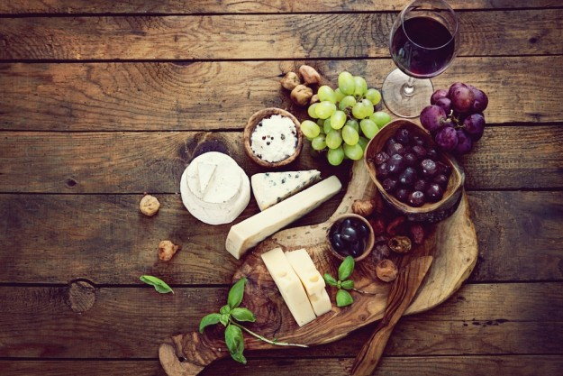 Traumpaar: Wein und Käse – Essen