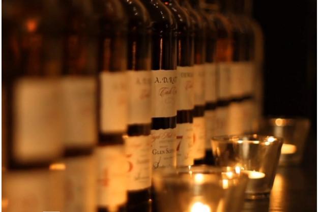 Whisky-Tasting Osnabrück - Flaschen