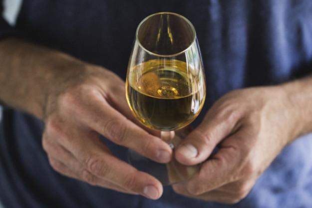 Whisky-Tasting München - Whisky Glas