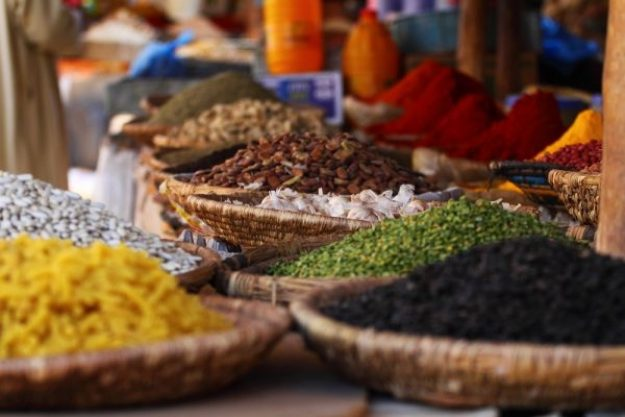 Afrikanischer Kochkurs Berlin – Gewürze