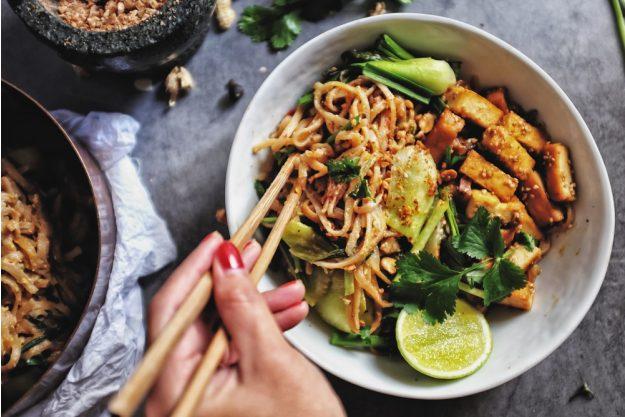 Asia-Kochkurs Fürth – Nudeln mit Tofu