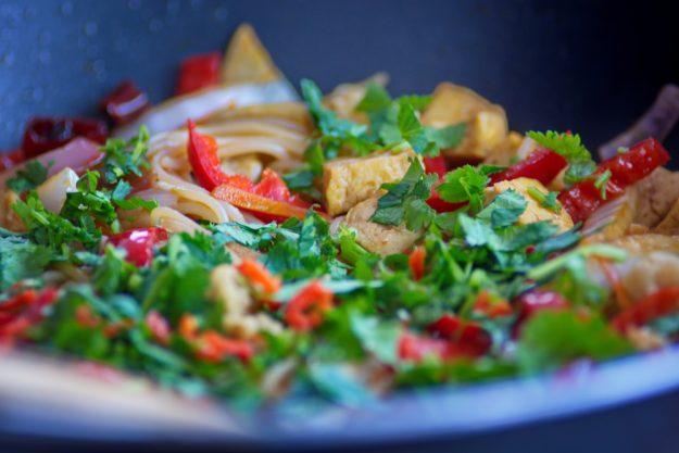 Asia-Kochkurs Fürth – Thai-Nudeln