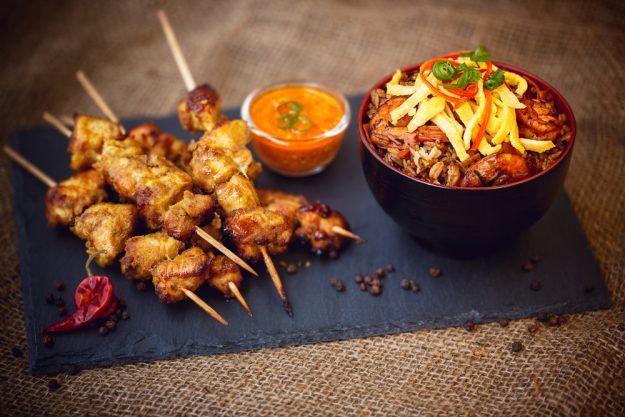 Asia-Kochkurs Reutlingen – Nasi Goreng Indonesien