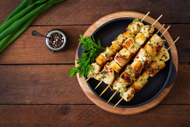 Asia-Kochkurs Reutlingen – Sate-Spieße Indonesien
