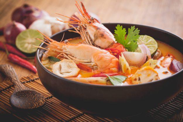 Asia-Kochkurs Reutlingen – Tom Yum Goong Thailand