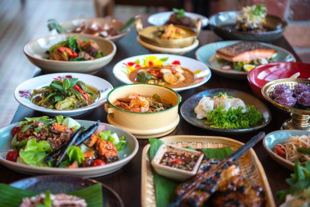 Asiatischer Kochkurs Stuttgart – asiatische Tafel