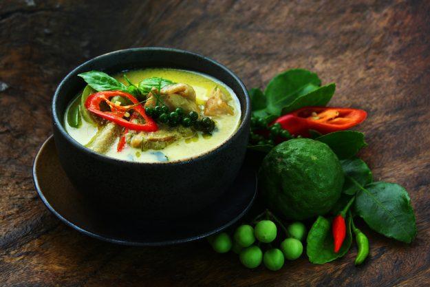 Asiatischer Kochkurs Stuttgart – grünes Curry