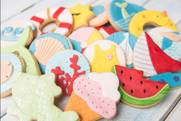 Backkurs Berlin – Kekse für Kindergeburtstag
