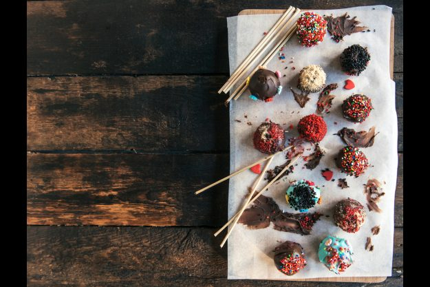 Backkurs Dresden – bunte Cakepops