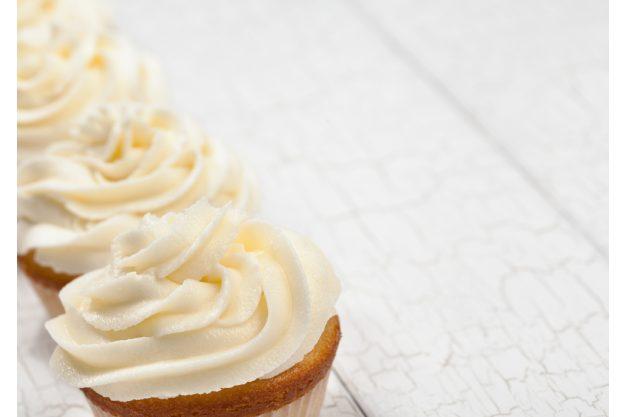 Backkurs Köln – Cupcake mit weißer Schokolade