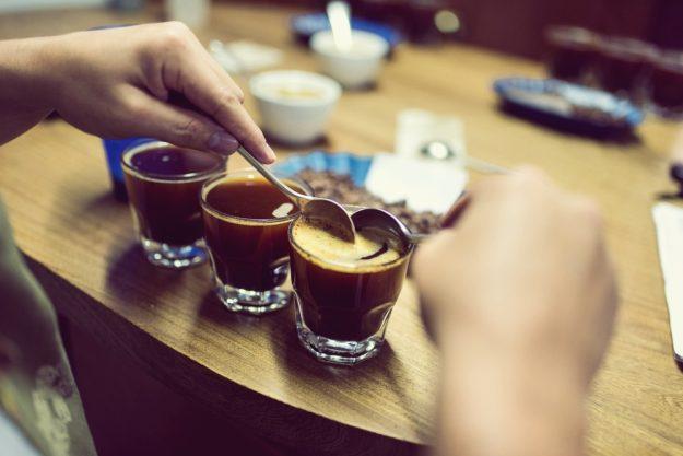 Barista-Kurs Bonn – Kaffee-Probe