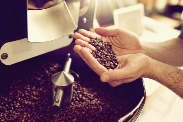 Barista-Kurs Bonn – Kaffeebohnen rösten