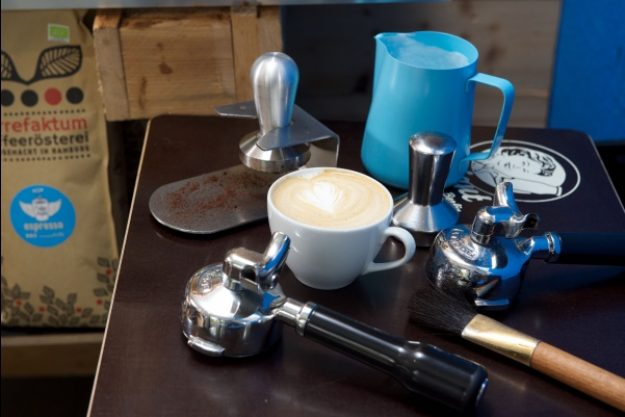 Barista-Kurs Dortmund - Kaffee-Equipment